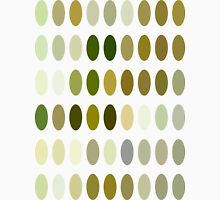 Pale Yellow Poinsettia 1 Dots Unisex T-Shirt
