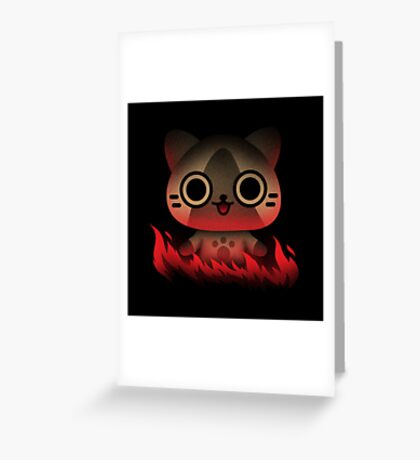 Kill The Animals AGDQ 2014 Greeting Card