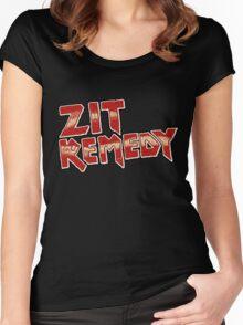 Zit Remedy / Tour Shirt 3 Women's Fitted Scoop T-Shirt