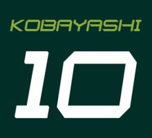 Kobayashi 10 by Tom Clancy