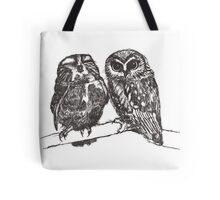 Owl Be Your Friend Tote Bag