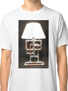 Articulated Desk Lamps - Copper and Chrome Collection - FredPereiraStudios_Page_06 Classic T-Shirt