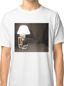 Articulated Desk Lamps - Copper and Chrome Collection - FredPereiraStudios_Page_07 Classic T-Shirt