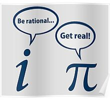 Be rational! Poster