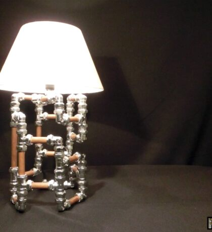 Articulated Desk Lamps - Copper and Chrome Collection - FredPereiraStudios_Page_13 Sticker