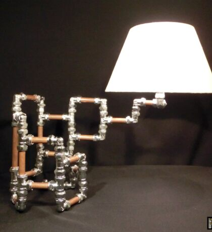 Articulated Desk Lamps - Copper and Chrome Collection - FredPereiraStudios_Page_15 Sticker