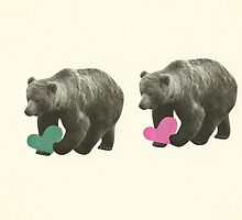 A Bear Romance by Cassia
