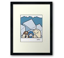 Our Poles Framed Print