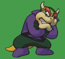 Bowser Luthor by Petertwnsnd