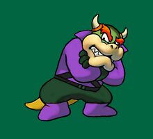 Bowser Luthor T-Shirt