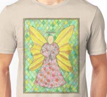 Flower Angel Unisex T-Shirt