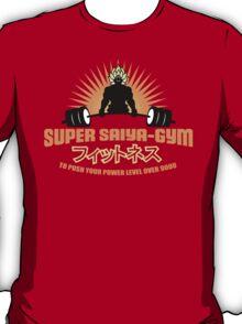 Saiya-Gym T-Shirt