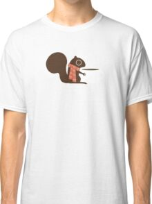 Squirrel Coffee Holiday Classic T-Shirt