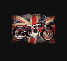 BSA British Finest Motorcycle Unisex T-Shirt