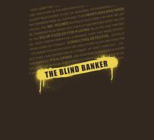 The Blind Banker fan poster Unisex T-Shirt