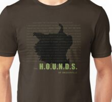 The Hounds of Baskerville fan poster Unisex T-Shirt