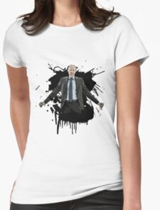 Charles Augustus Magnussen Womens Fitted T-Shirt