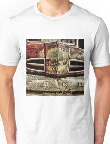 Antique Ford Truck Unisex T-Shirt