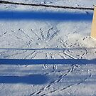 My winter love by Antanas