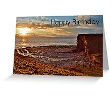 Nash Point - Birthday Card Greeting Card