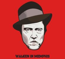 """Christopher Walken - """"Walken in Memphis"""" One Piece - Long Sleeve"""