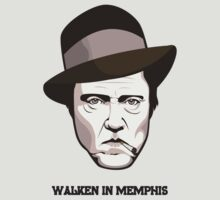 "Christopher Walken - ""Walken in Memphis"" by FacesOfAwesome"