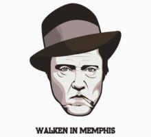 """Christopher Walken - """"Walken in Memphis"""" Kids Clothes"""