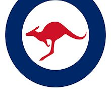 RAAF Roundel by Bubblefox