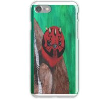 Darth Sloth iPhone Case/Skin