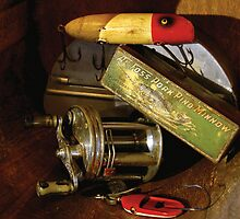 Grandpas Fishing Memories by Lee Craig