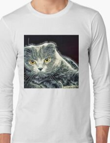 Wild nature - pussy #14 Long Sleeve T-Shirt
