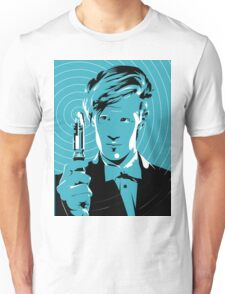 The Eleventh Doctor (Blue) Unisex T-Shirt