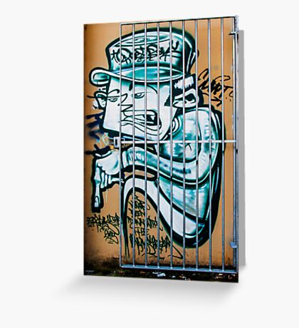Graffiti : Brighton Greeting Card