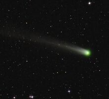 Comet C/2013 R1 (Lovejoy) by Jeff Johnson