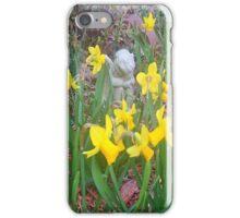 Cupid caught Resting iPhone Case/Skin