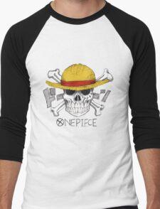 Mugiwara Pirates Men's Baseball ¾ T-Shirt