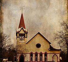 1890 Church Wurtsboro NY by PineSinger