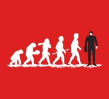 Evolution Borg! Kids Clothes