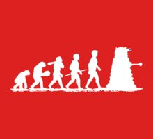 Evolution Dalek! Kids Clothes