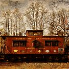 Hamptonburgh Caboose by PineSinger
