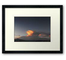 ©HCS Follow The Sun IA  Framed Print