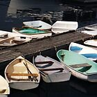 Small Boats by john scates