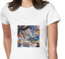 Damselfly Project - Series 1 - #3 Womens Fitted T-Shirt