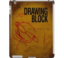 Cheryl's Drawing Block Sketchpad iPad Case/Skin