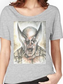 Vampire Wolverine from x-men Women's Relaxed Fit T-Shirt