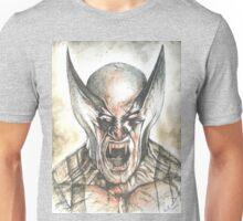 Vampire Wolverine from x-men Unisex T-Shirt