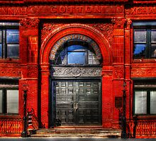 Savannah Cotton Exchange by Dana Horne