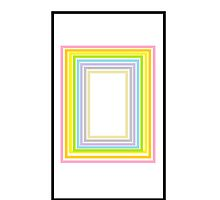 Rainbow Rectangles by ilikefood