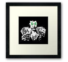 $CARFACE Framed Print