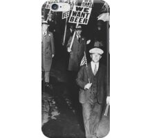 WE WANT BEER iPhone Case/Skin